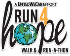 Run4Hope logo